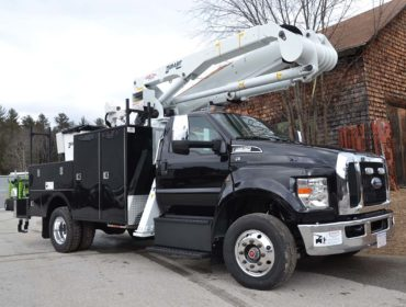 RBG Inc  - Truck Mounted Aerial Lifts - Sales & Service