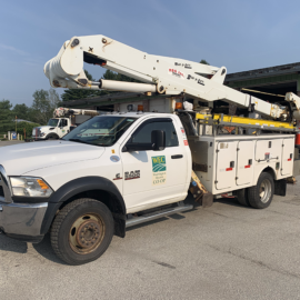 Bucket Truck Archives - Truck Mounted Aerial Lifts